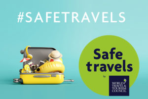 Global Safety Stamp - safetravels - cancun and riviera maya